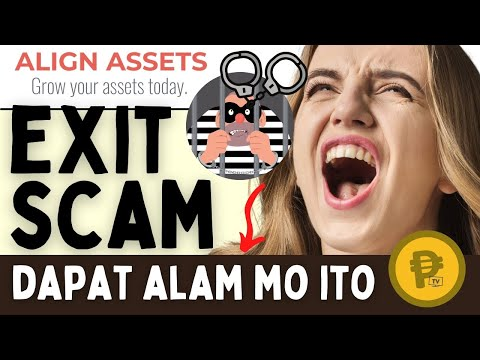 Align Assets EXIT Scam 😭🥺😭 Things You MUST Know | Bakit Ka Ba Na-SCAM Ulit