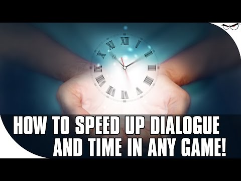 How To Speed Up / Slow Down Any Game! [Cheat Engine 6.5   Speedhack]