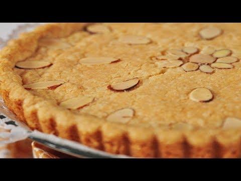 Almond Shortbread Recipe Demonstration - Joyofbaking.com