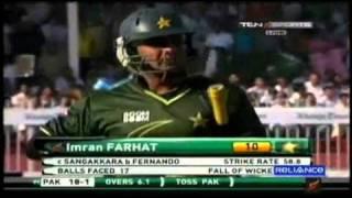 Pakistan vs Sri Lanka Highlights Of 4th ODI Part 1