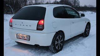 Mitsubishi Mirage на автомате до 100 тысяч рублей