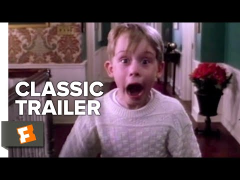 Home Alone (1990) Trailer #1   Movieclips Classic Trailers