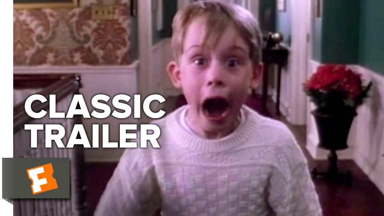 Home Alone 1 Online Movie Trailer