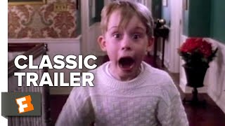Home Alone 1990 Trailer 1 Movieclips Classic Trailers Youtube
