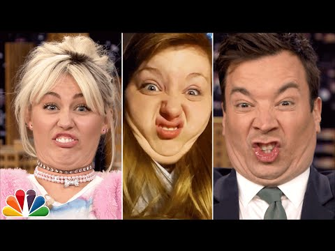 Funny Face Off with Miley Cyrus