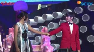 Download Mp3 Cast Mermaid In Love - Rasa Ini  Konser Malam Puncak 26 Sctv