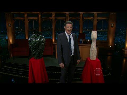 Late Late Show with Craig Ferguson 1/3/2011 Lisa Kudrow, Matt Braunger