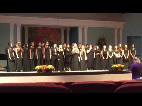 Spencerville Adventist Academy Honor Choir