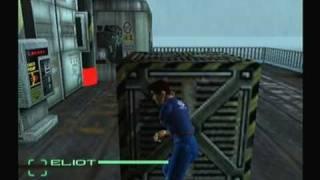 Blue Stinger  - Gameplay