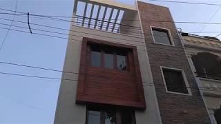 18 × 40 East face duplex house plan walk through - clipzui.com
