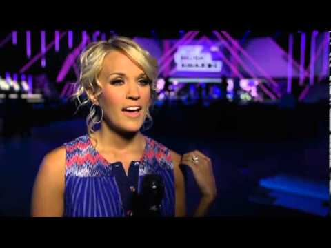Carrie Underwood Interview CMT Music Awards