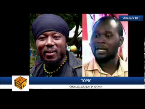 We Will Even Use Spiritual Means To Fight GMOs In Ghana - Blakk Rasta