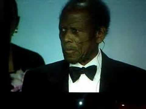 Sidney Poitier and Dr. Dorothy Height : Black Press