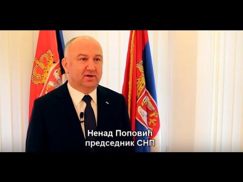 Nenad Popović: Hitna sednica bezbednosnih službi zbog najave vraćanja migranata
