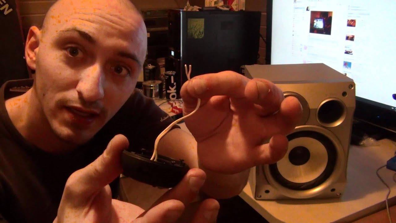Lautsprecher Umbauen Mit Gls Youtube