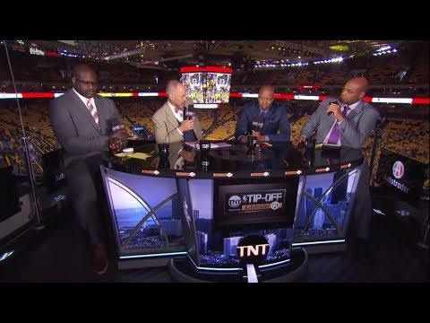 The Crew Discusses Chris Paul 1st Conference Finals   Inside The NBA   May 23, 2018
