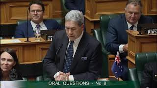 Question 8 - Hon Todd McClay to the Minister of Foreign Affairs