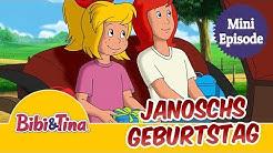 Bibi & Tina - Janoschs Geburtstag   MINI EPISODE