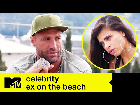 EP#2 SNEAK PEEK: Calum And Ex Marissa's Bumpy Reli Ride | Celeb Ex On The Beach