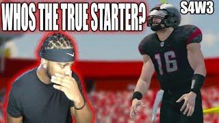 Did I Make The Right Call?  Rutgers ncaa football 14 dynasty