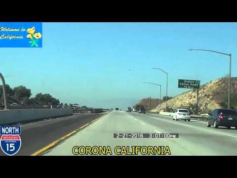 San Diego CA to Las Vegas NV 2016 HD