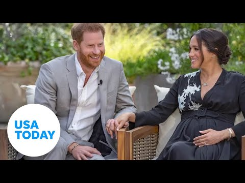 Mothers of biracial children react to Meghan and Harry interview   USA TODAY