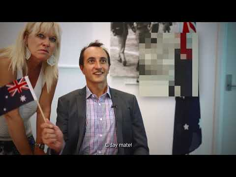 Dave Sharma - behind the scenes?