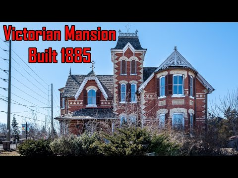 Exploring A Classic Victorian Mansion