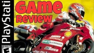 DUCATI WORLD (PS1) Game Review by [HSG]
