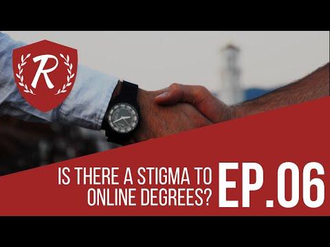 Stigma Against Online 📜 Degrees? #AskARecruiter EP. 06