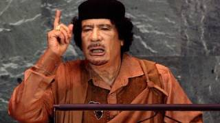 Libyan Leader Muammar Gaddafi DEAD captured and killed RAW VIDEO