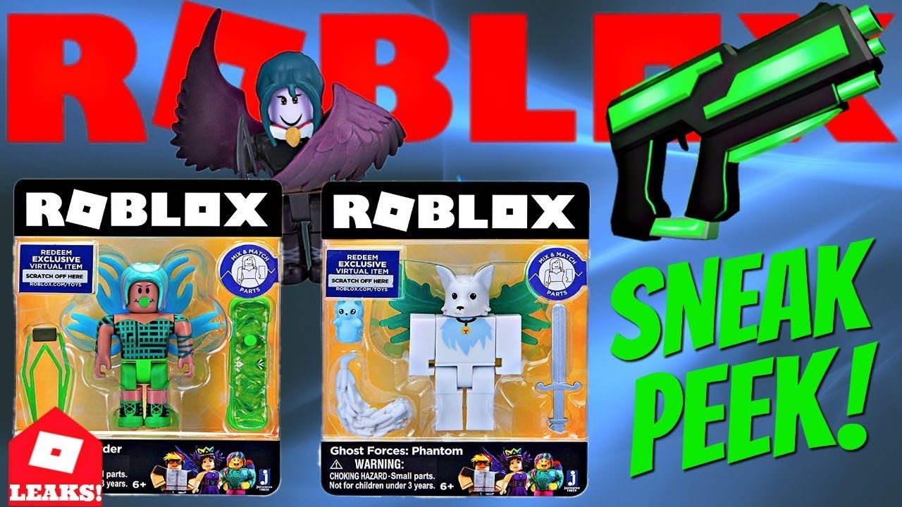 A Normal Elevator Doorman Roblox Figure With Virtual All Roblox Toy Code Items Series 1 Showcase Youtube Cute766