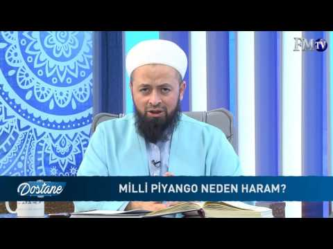 Milli Piyango Neden Haram