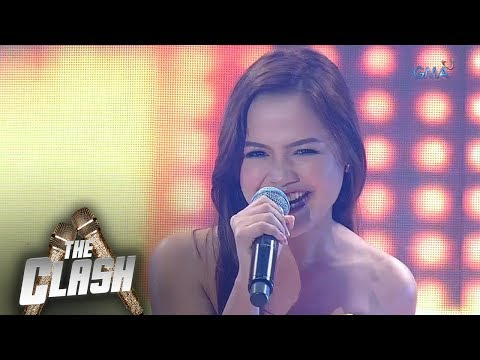 The Clash: ''Don't Rain on My Parade'' by Melbelline Caluag | Top 12