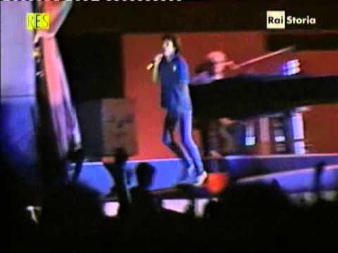 Rolling Stones- Satisfaction -Live Torino 1982