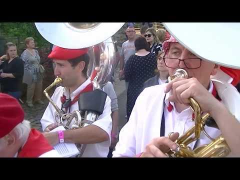 """Houm Papa Band Aux Bandas En Délire 2016 Dalhem """"Vino Griego"""""""