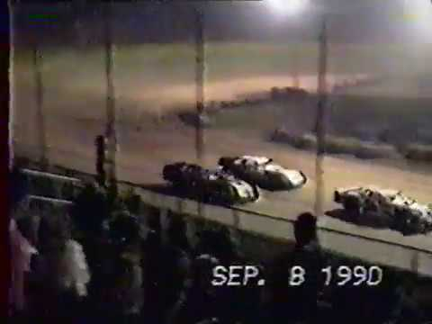 Spoon River Speedway - 9/8/90