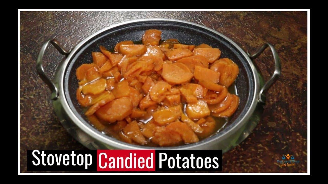 How to Cook Sweet Potatoes on the Stove Top   Sweet Potato ...