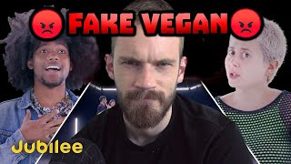6 Vegans Vs 1 Meat Eater