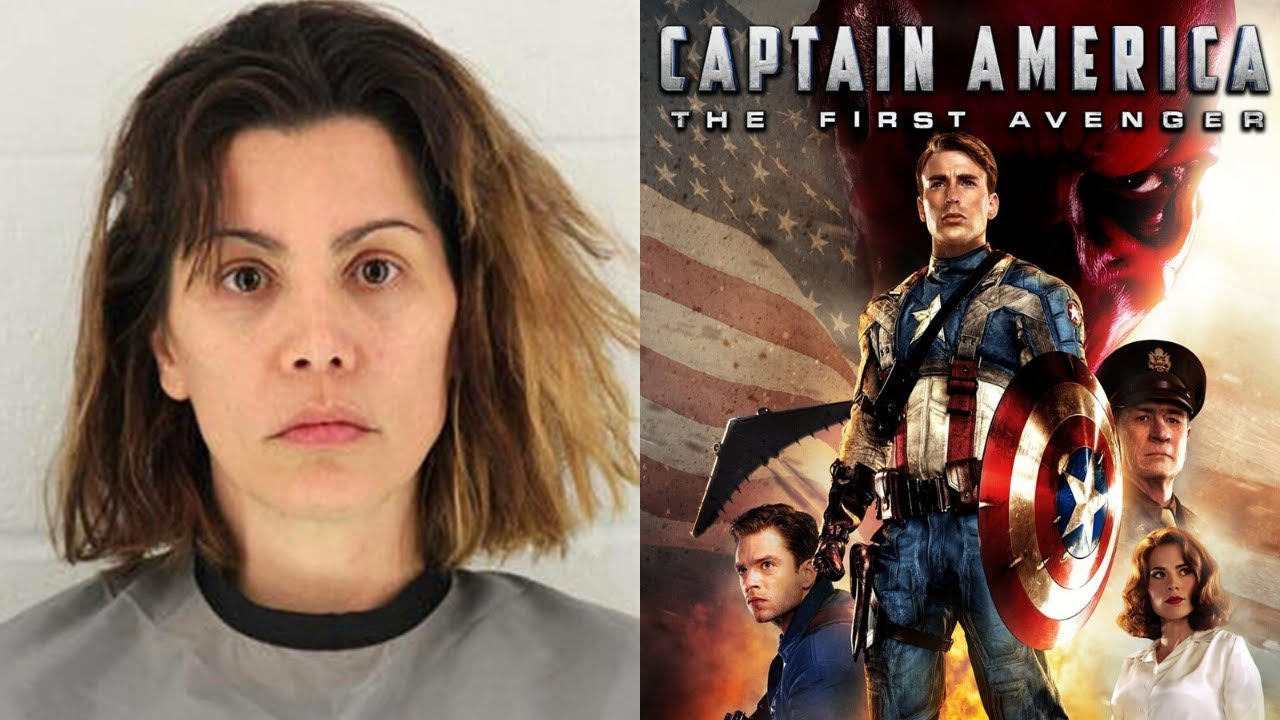"Mollie Fitzgerald: ""Captain America"" actress charged with killing her ..."