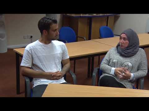 ESB Award In ESOL Skills for Life Speaking and Listening - Level 2 - Task 1