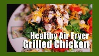 Chicken Breast in Air Fryer | Chicken Tenders Recipe | Air Fryer Chicken  (not fried)