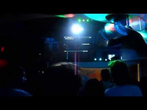 ROSA VENTURA @ EQUINOX PARTY - FICTION CLUB * SOUTH AFRICA #2013