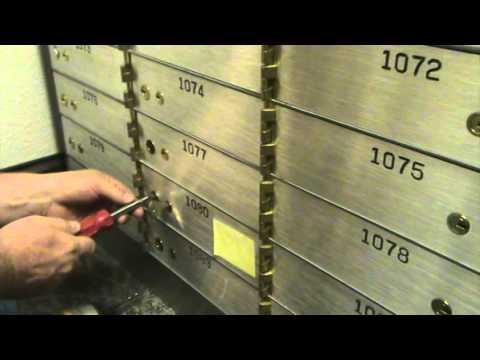 11 000867 A V of safety deposit box 2