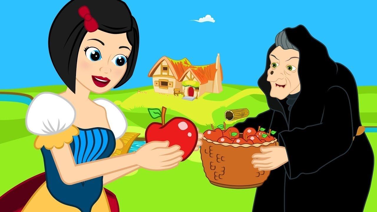 Download سنو وائٹ اور سات بونے   Snow White and the Seven Dwarfs Kahani پریوں کی کہانیاں سوتے وقت کی کہانیاں