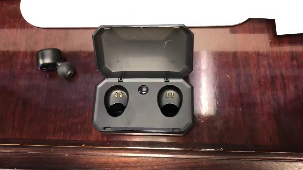 378f8aa6392 Tranya Bluetooth Earbuds - Truly Wireless Headphones - YouTube