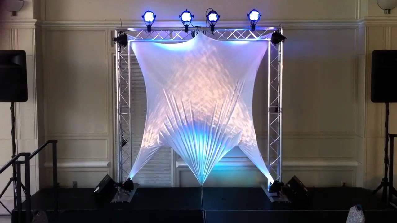 Fashion Show Backdrop Ideas