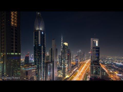 Dubaï (& Abu Dhabi) Timelapse 4K