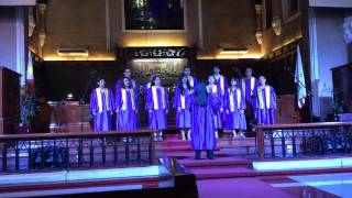 You are the Light - Tom Fettke  by Central UMC Vesper Choir conducted by: Francis G. Blances