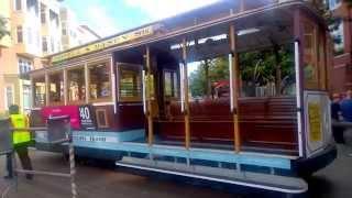 Символ Сан-Франциско -  Канатный трамвай. Технология 19 века(https://youtu.be/iWjQ0jiWea4 --- США. Набережная, яхты - красота! Сан-франциско. https://youtu.be/o3TofH2rJWw --- США. Удивительный Сан-Фра..., 2015-08-16T16:14:52.000Z)